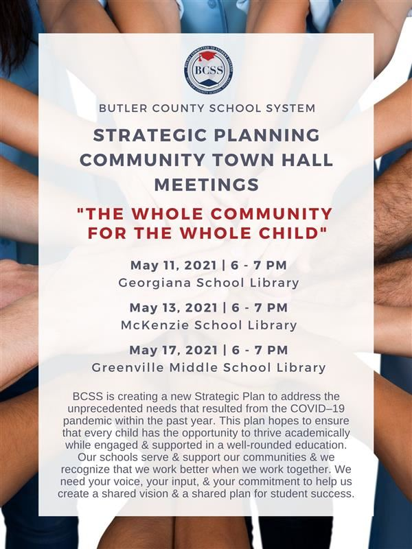 town hall meetings